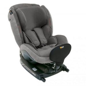 כסא בטיחות iZi Kid X2 iSize - מטאליק מלאנג'